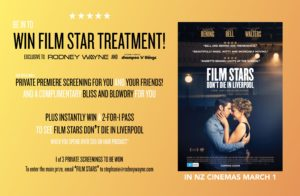 Be in to WIN film Star Treatment!