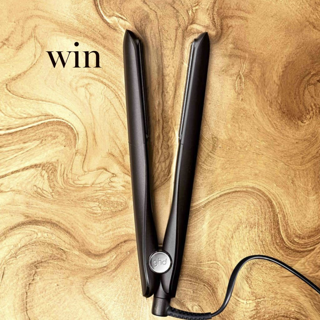 Be in to WIN a ghd gold ® – Terms and conditions