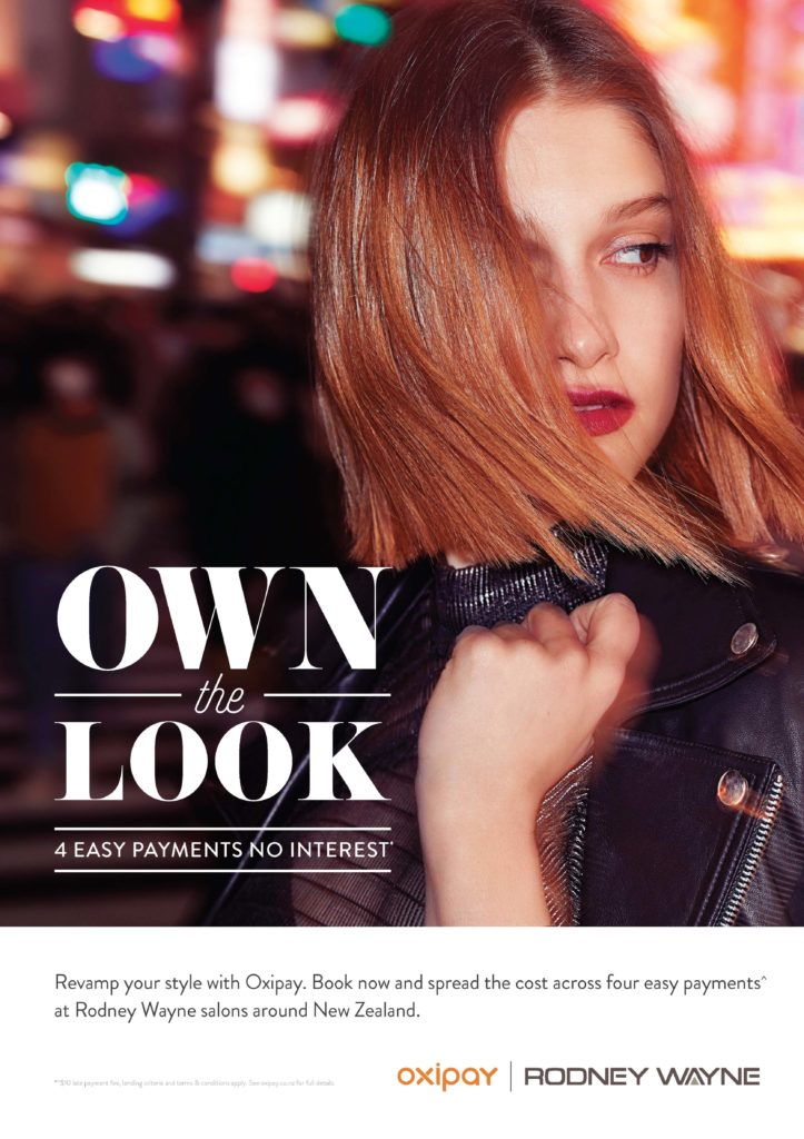 Own the Look with Oxipay