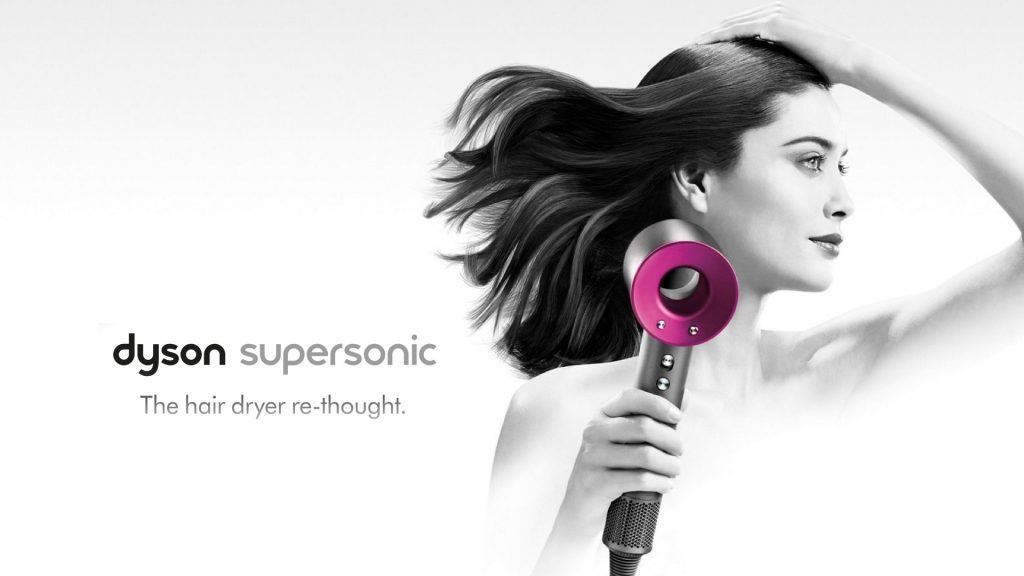 Dyson Supersonic Hair Dryer is here