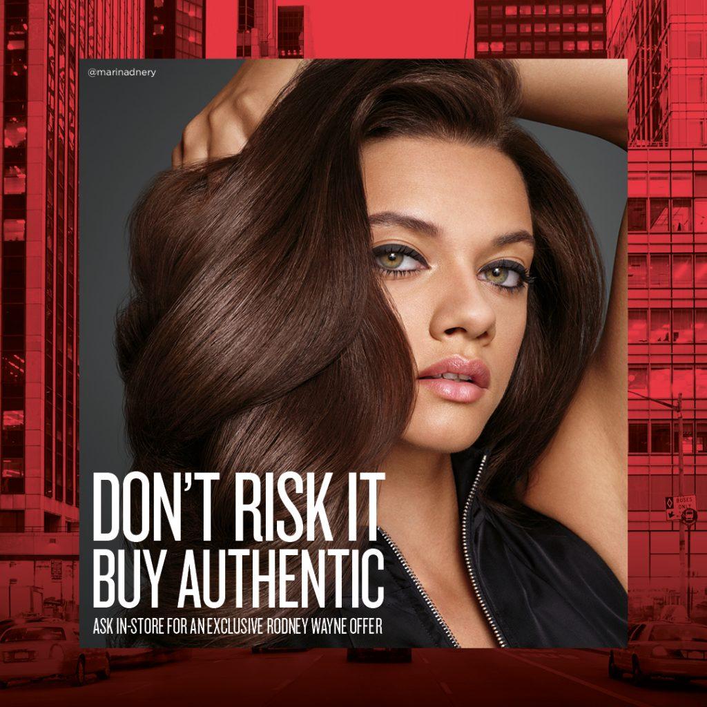 Don't Risk It – Buy Authentic Redken At Rodney Wayne