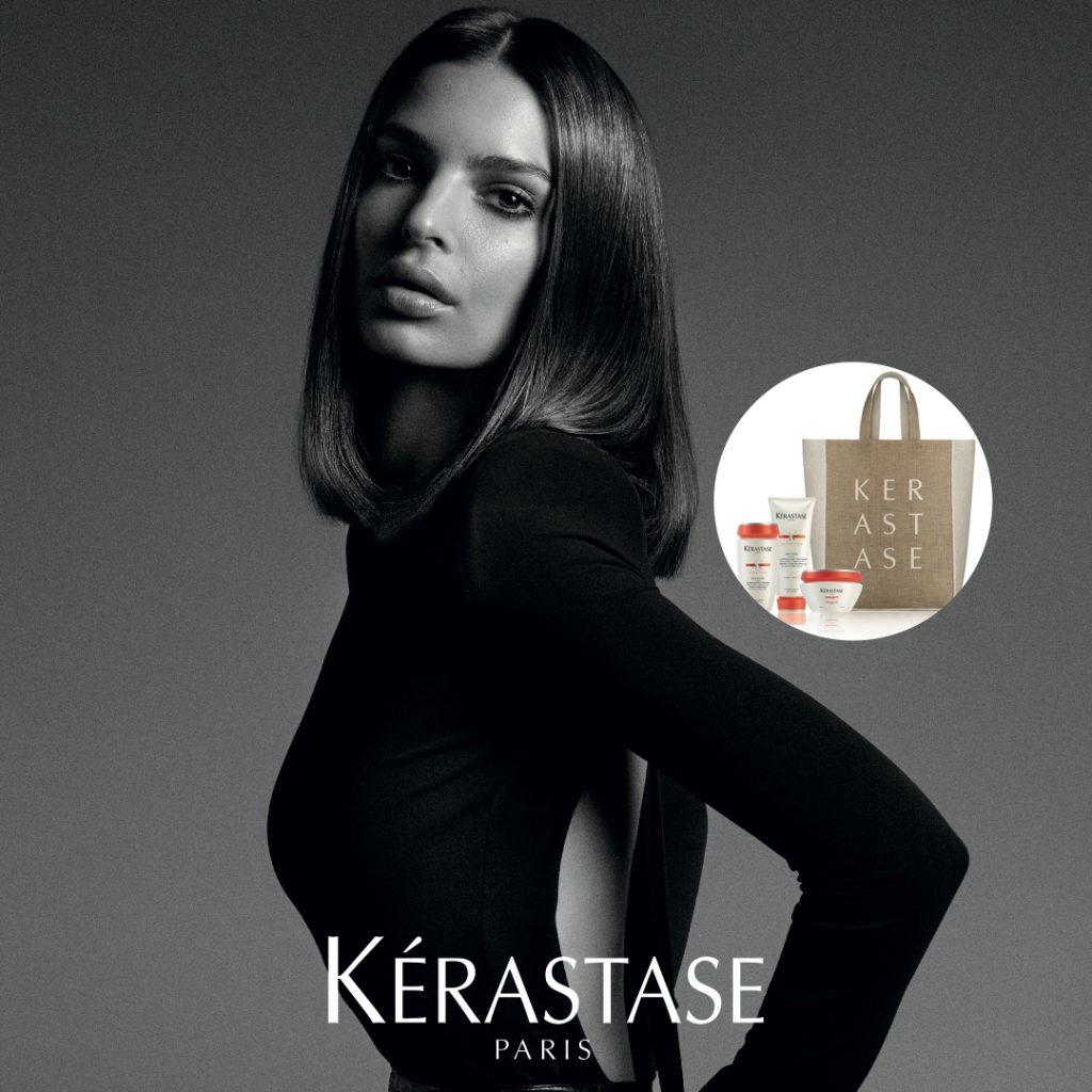 Your Complimentary Kérastase Gift