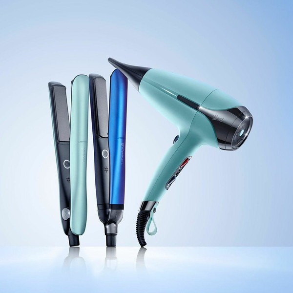 NEW GHD Upbeat Collection Styler & Hairdryer